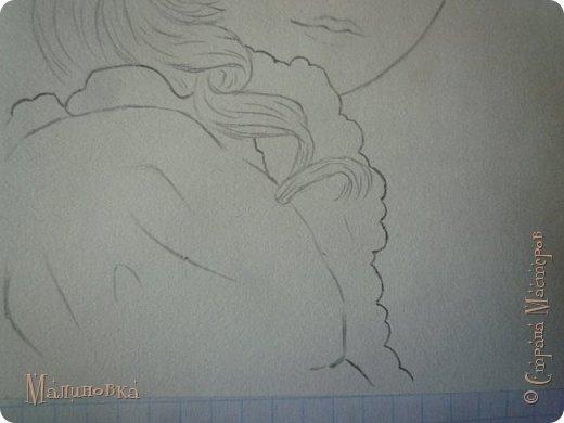 Добрый вечер!  Сегодня я покажу вам, как нарисовать Алису из сказки Льюиса Кэрролла. Нам нужны: простой карандаш, ластик, цветные карандаши (у меня 24 цвета), коричневая, черная и зеленая ручки, белый линер (белая ручка). Ну и, естественно, бумага, на которой вы будете рисовать... фото 34
