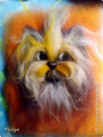 Вот такая собачка у меня получилась. фото 4
