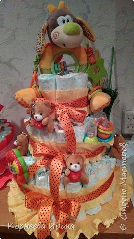 Сделала на заказ два тортика! фото 2