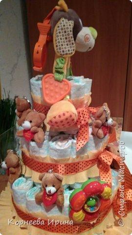 Сделала на заказ два тортика! фото 3