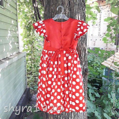 Летнее платье для девочки . фото 12