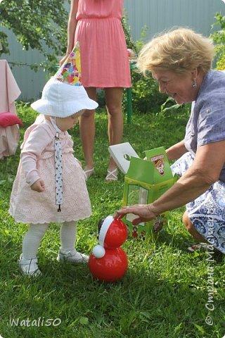 Доброго всем вечера!! Сегодня у моей любимой внучки День Рождения!! Нам 1 годик !! Закончила альбом ,осталась 1 страничка для фото со Дня Рождения. Завтра отпразднуем и добавлю фото . фото 29