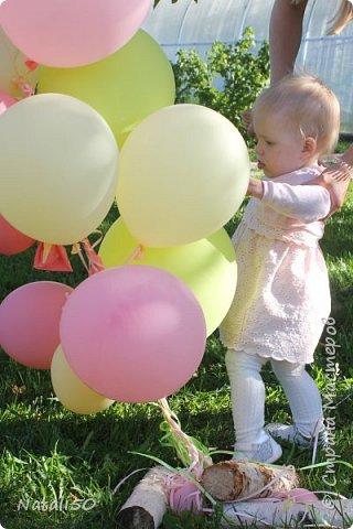 Доброго всем вечера!! Сегодня у моей любимой внучки День Рождения!! Нам 1 годик !! Закончила альбом ,осталась 1 страничка для фото со Дня Рождения. Завтра отпразднуем и добавлю фото . фото 32