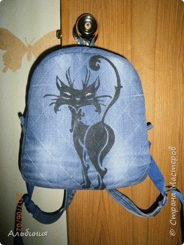 сумочки и рюкзачки. фото 5