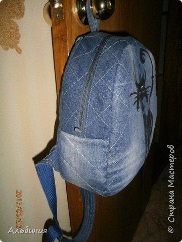 сумочки и рюкзачки. фото 8