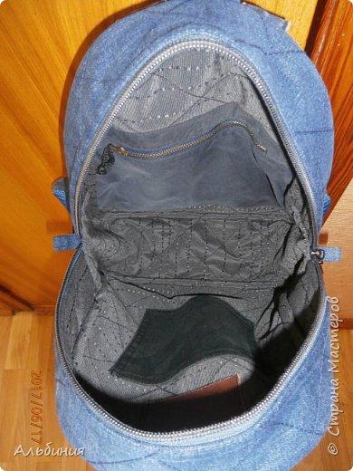 сумочки и рюкзачки. фото 12