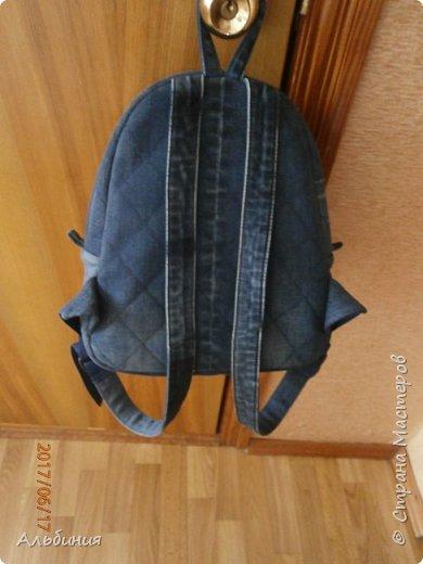 сумочки и рюкзачки. фото 11