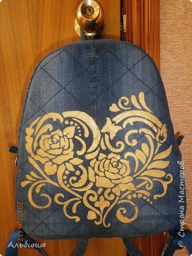 сумочки и рюкзачки. фото 9