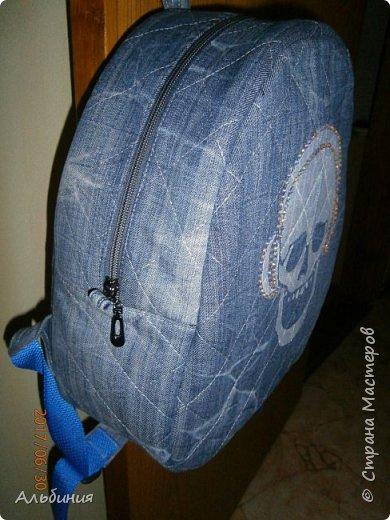 сумочки и рюкзачки. фото 22