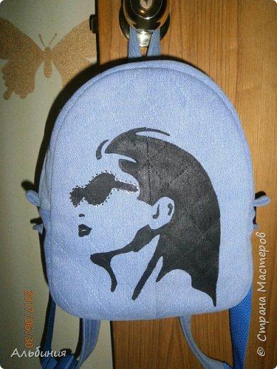 сумочки и рюкзачки. фото 17