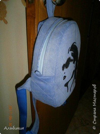 сумочки и рюкзачки. фото 18