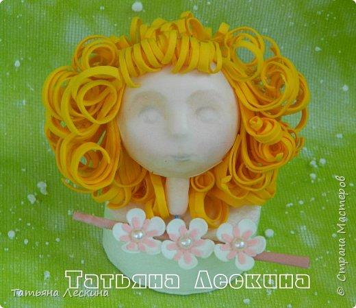 Приветствую всех, зашедших в гости, и представляю свою новую авторскую куклу- Светлого Ангела фото 2