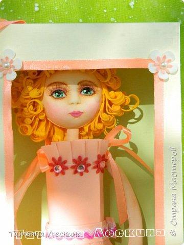 Приветствую всех, зашедших в гости, и представляю свою новую авторскую куклу- Светлого Ангела фото 12