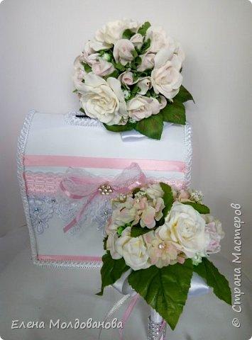 Свадебные аксессуары  фото 9