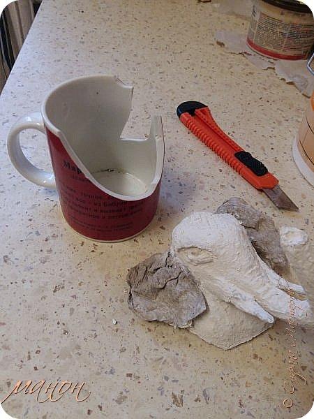 Разбитой чашке — вторую жизнь! Именно так стоит поступить с любимой, случайно разбитой чашкой-сделать из неё что-то нужное.  фото 7
