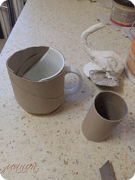 Разбитой чашке — вторую жизнь! Именно так стоит поступить с любимой, случайно разбитой чашкой-сделать из неё что-то нужное.  фото 8