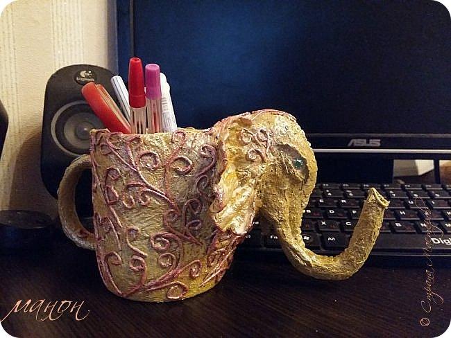 Разбитой чашке — вторую жизнь! Именно так стоит поступить с любимой, случайно разбитой чашкой-сделать из неё что-то нужное.  фото 1