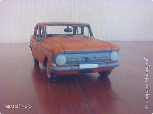 ИЖ Москвич 412 и ВАЗ 2105 фото 1