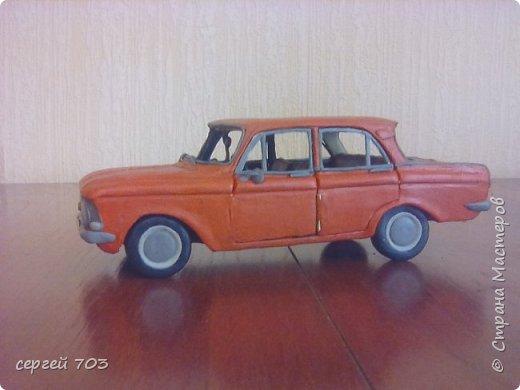 ИЖ Москвич 412 и ВАЗ 2105 фото 2