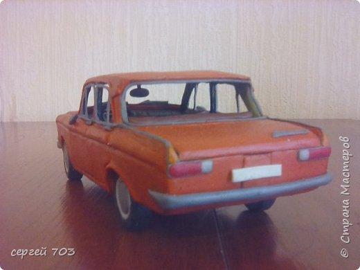 ИЖ Москвич 412 и ВАЗ 2105 фото 3