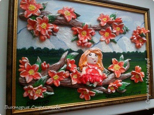 """Картина """"Маленькая фея Orang"""" фото 2"""