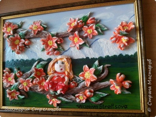 """Картина """"Маленькая фея Orang"""" фото 3"""