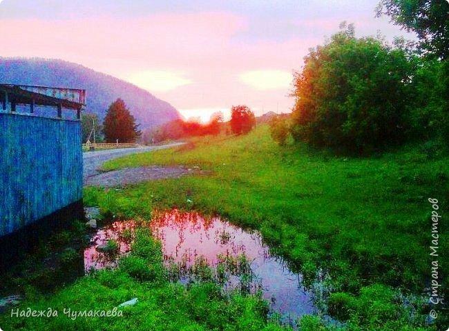 По дороге в Горно-Алтайск мы ездим очень часто, все уже должно бы примелькаться, но нет! Этой красотой налюбоваться невозможно. фото 43