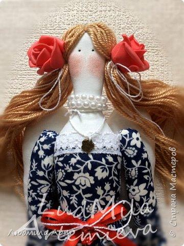 Обожаю шить кукол в стиле Тильда! Настоящее удовольствие и процесс, и результат! фото 1