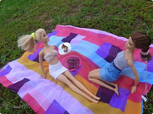 Привет, Страна! Сегодня я бы хотела показать вам свою первую работу. Но делала я её не одна, а с моей подружкой Волшебницей Нюшей. Можно сказать, это - наша первая совместная запись) Барби-блондинка - это Мэйбл, а её двоюродная сестра - Леся. Как вы поняли, Мэйбл - моя кукла, а Леся - моей подруги. фото 4
