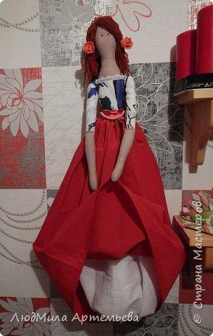 Тильда-пакетница! фото 8
