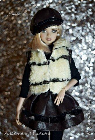 Комплект одежды для куклы фото 1