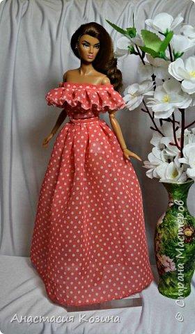 шифоновое платье  фото 2