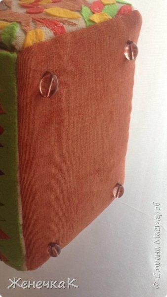 Домик-сумка для доченьки. Стороны-времена года, крыша-день/ночь. фото 12