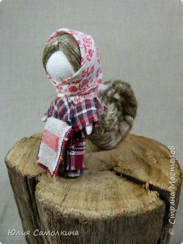 Кукла на счастье фото 4