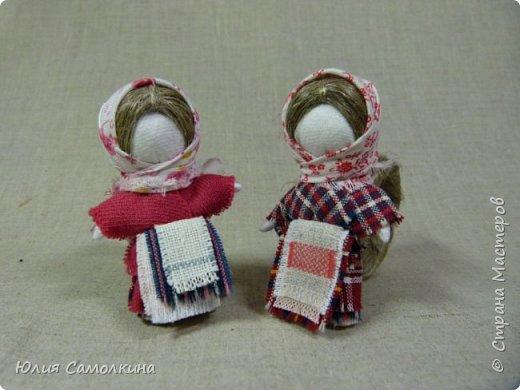 Кукла на счастье фото 5