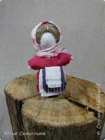 Кукла на счастье фото 7