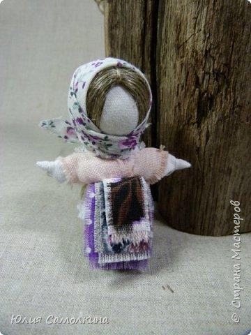 Кукла на счастье фото 10