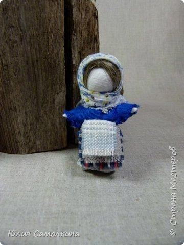 Кукла на счастье фото 12