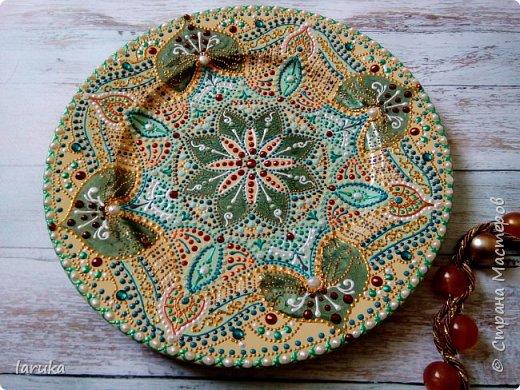 Эта тарелочка получилась яркой и сочной. фото 5