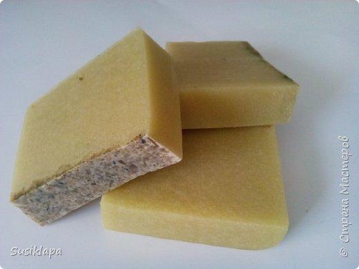Мыло с ромашкой фото 1