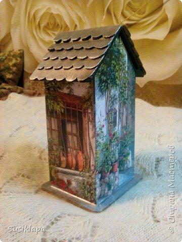Чайные домики фото 4