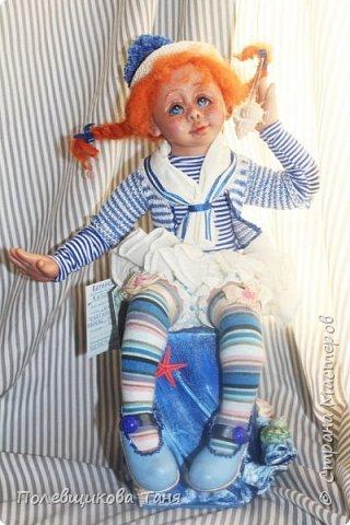 """Авторская кукла: """"Капитанская дочка"""". фото 1"""