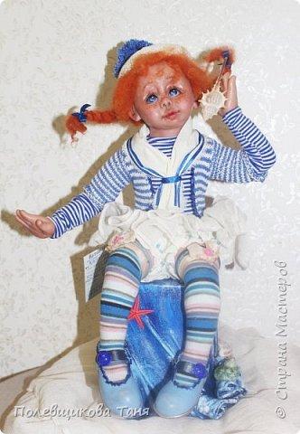 """Авторская кукла: """"Капитанская дочка"""". фото 8"""