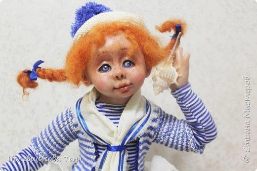 """Авторская кукла: """"Капитанская дочка"""". фото 7"""