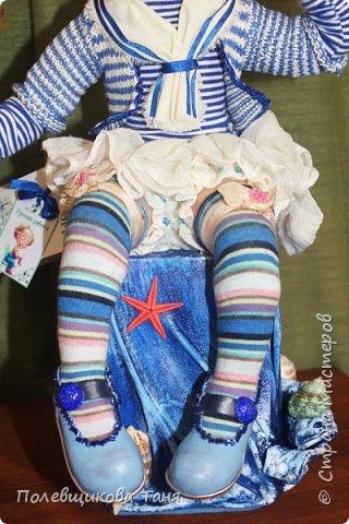 """Авторская кукла: """"Капитанская дочка"""". фото 4"""