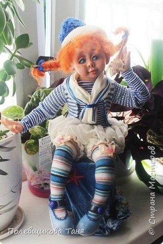 """Авторская кукла: """"Капитанская дочка"""". фото 2"""