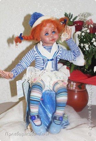 """Авторская кукла: """"Капитанская дочка"""". фото 9"""