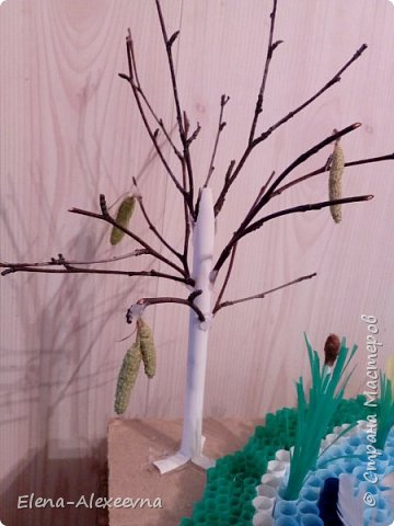 Вокруг всей композиции - мох фото 4