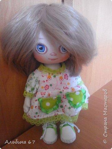 Знакомьтесь, это девочка из серии Блонди, зовут ее также Блонди. Самостоятельная, любопытная, капризная немного. фото 3