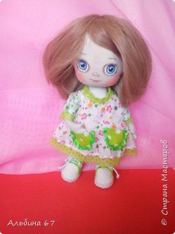 Знакомьтесь, это девочка из серии Блонди, зовут ее также Блонди. Самостоятельная, любопытная, капризная немного. фото 1